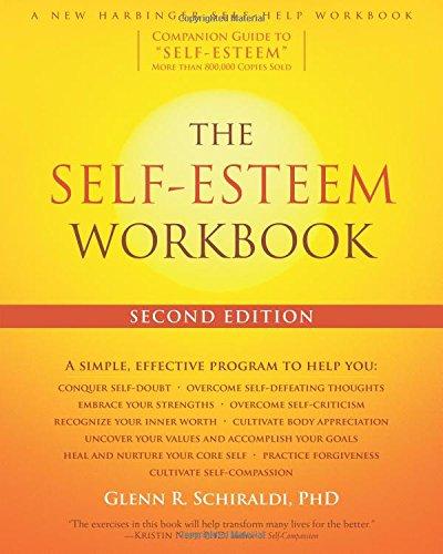 Librarika The Self Esteem Workbook For Teens Activities To Help