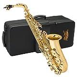 Jean Paul USA AS-400 Intermediate Student Alto Saxophone