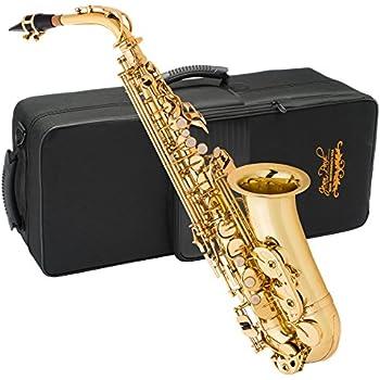 Jean Paul USA AS-400 Student Alto Saxophone