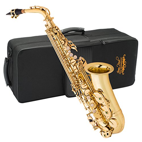 Jean Paul USA AS-400 Student Alto Saxophone by Jean Paul USA