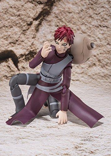Tamashii Nations Bandai S.H.Figuarts Gaara Naruto Shippuden Action Figure