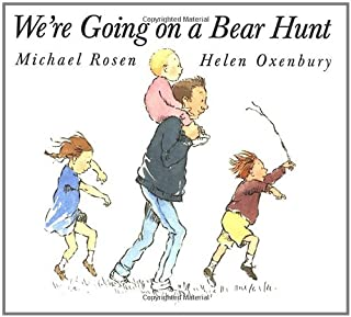 Book Cover: We're Going On A Bear Hunt