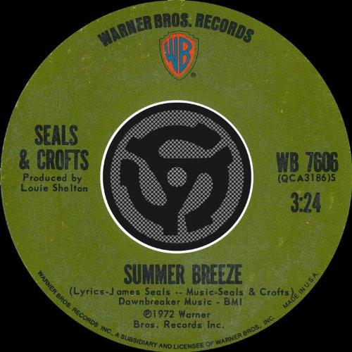 Summer Breeze / East Of Ginger...