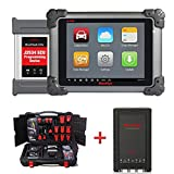 Autel MaxiSys Pro MS908P Diagnostic Scanner Automotive Scan Tool with ECU Programming and J2534 Reprogramming + Free Oscilloscope MaxiScope MP408