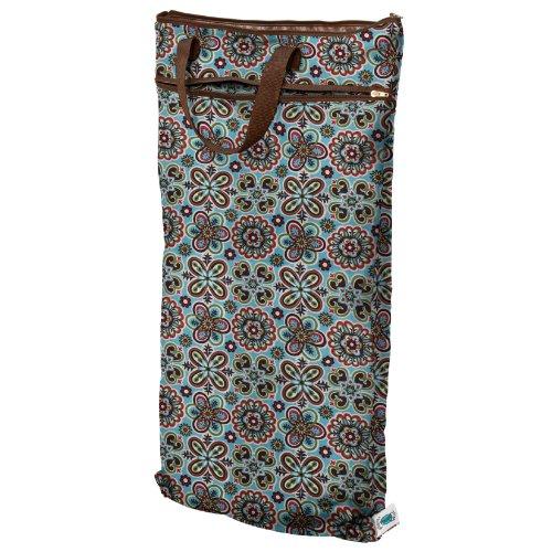 Planet Wise Hanging Wet/Dry Bag, Fiesta