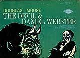 The Devil & Daniel Webster : A Folk Opera in One Act - vintage vinyl record