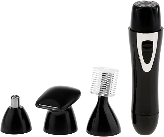 accesorios USB Eléctrico para mujer pelo kit Cara Cuerpo cejas ...