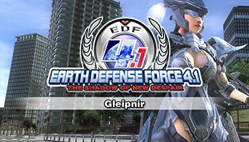 EARTH DEFENSE FORCE 4.1(地球防衛軍4.1) DLC Gleipnir[オンラインコード]