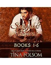 Scanguards Vampires: Books 1-6
