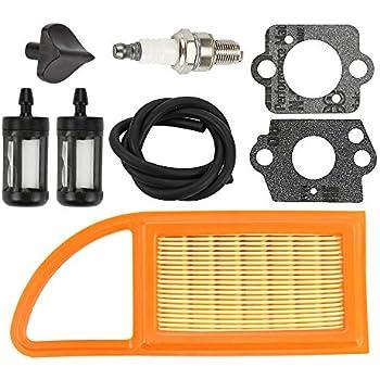 Amazon.com: HIPA Filtro de Aire para Stihl BR500 BR550 br600 ...