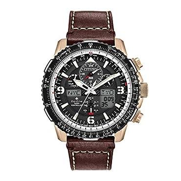 Citizen Eco-Drive Men's Pro Master Skyhawk A-T Watch JY8076-07E