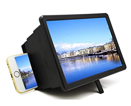 Amazon com: Screen Magnifier Smartphone Magnifying Glass