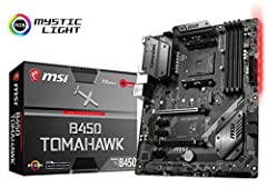 Featuring heavy plated heat sinks and fierce looks, MSI ARSENAL GAMING motherboards are packed with gaming features for a refined gaming experience. MSI Audio Boost delivers the highest sound quality through the use of premium quality audio c...