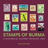 Stamps of Burma, Min Sun Min, 9748102432
