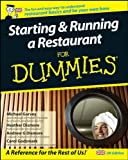 Starting and Running a Restaurant For Dummies: UK Edition