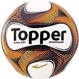 Bola de Futsal Sub 9 Dominator Sem Costura - Topper d675f397a67a2