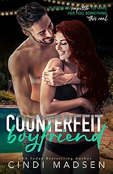 Counterfeit Boyfriend by [Madsen, Cindi]
