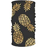 Headband Rusty Pineapples Headwear Sport Sweatband Yoga Head Wrap for Men Women
