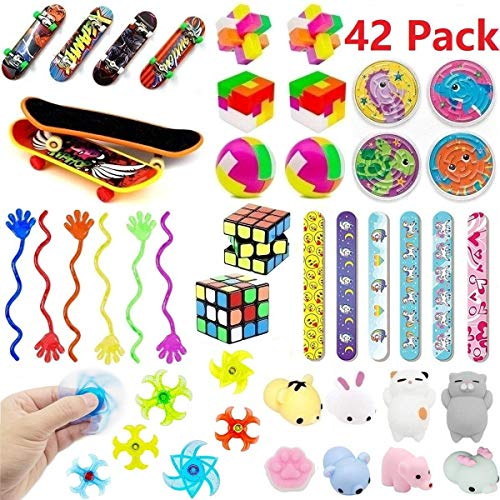 Party Favor Toy Assortment, Party Favors For Kids, Birthday Party, Carnival, Prizes, Pinata Fillers, Treasure Box, Goodie Bag Fillers, Classroom Rewards, Party Toys