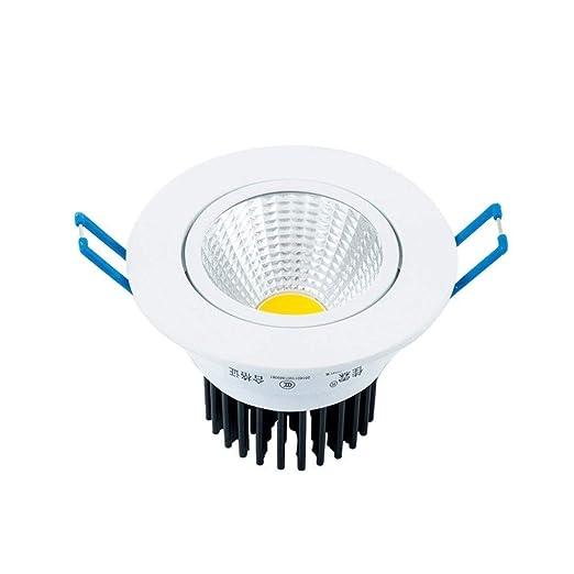 Magosca Atenuación De Ahorro De Energía 3W/5W/7W LED Lámparas De ...