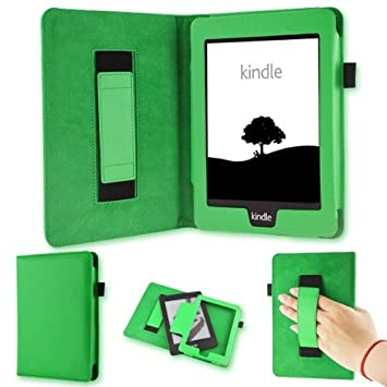 Funda F. Amazon Kindle Paperwhite Funda Wake/Sleep Cover - case ...
