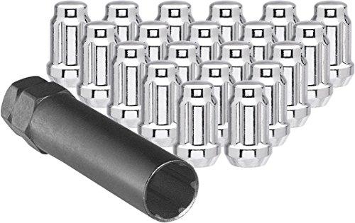 CECO Chrome Spline Drive Tuner Installation Kit (20 - Toyota Prius Lug Nut Key