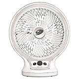 Bionaire Table Fan Circulator, 10-Inch