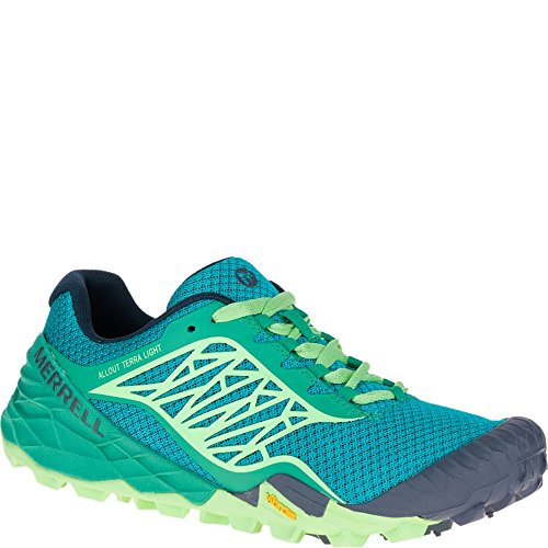 Light Da Bright Donna Scarpe Out Green Merrell Trail Running All Terra 8zTOAnXtW