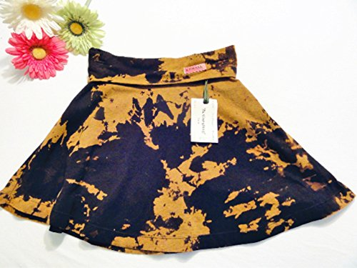 """Be Everything! """"Earthy"""" Size XS, S, L Hand-Dyed Jersey Cotton Maxi Skirt"""
