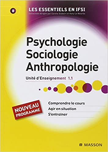 Psychologie Sociologie Anthropologie Unite D