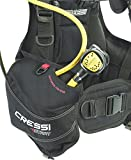 Cressi Start, Black/red, XL