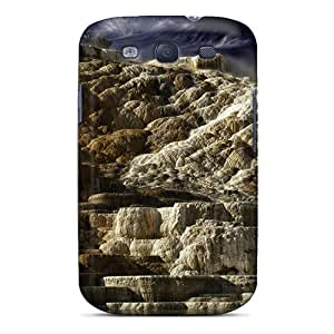 Defender Case For Galaxy S3, Lower Mammoth Yellowstone Pattern