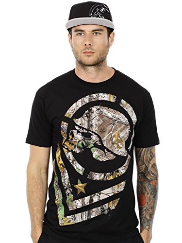 Metal Mulisha T-Shirt No Show Schwarz