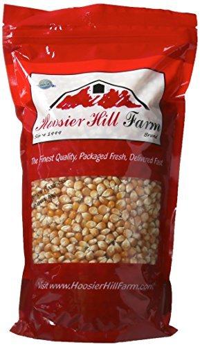 Hoosier Hill Farm Gourmet Mushroom Popcorn, 3 Pound (Popcorn Round compare prices)