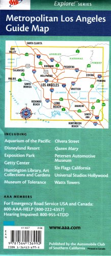 Metropolitan Los Angeles Guide Map: A Map Plus Details on ... on washington dc museums map, pergamon museum berlin map, american museum natural history map, florida map, science museum london map, getty hours, mexico map, philippines map, venice map, getty tram, halloween map, california map, cabrillo beach map, high museum map, italy map,