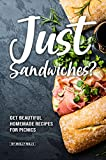 Search : Just Sandwiches?: Get Beautiful Homemade Recipes for Picnics