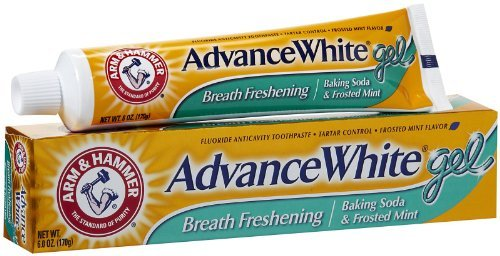 Advance Gel Toothpaste - 9