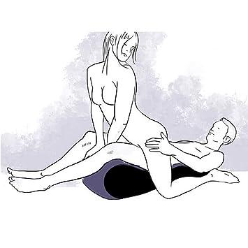 Amazon.com: Sofá hinchable Beser Yoga Chaise Lounge/Relax ...