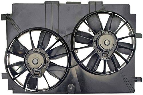 Dorman 620-634 Radiator Dual Fan Assembly ()