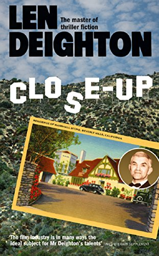 book cover of Close Up