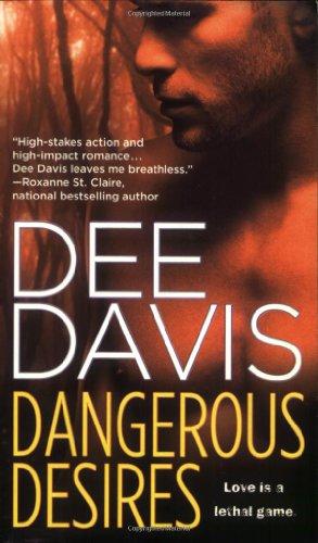 book cover of Dangerous Desires