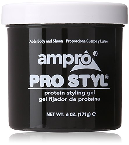 Ampro Style Protein Styling Gel, 6 Ounce by Ampro
