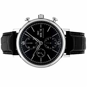 IWC Portofino automatic-self-wind mens Watch IW3910-08 (Certified Pre-owned)