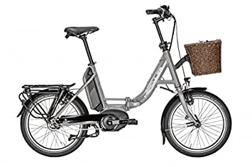 Bicicleta electrica plegable bosch