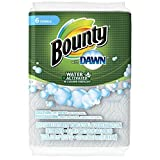 Bounty with Dawn 6 Towel Pack