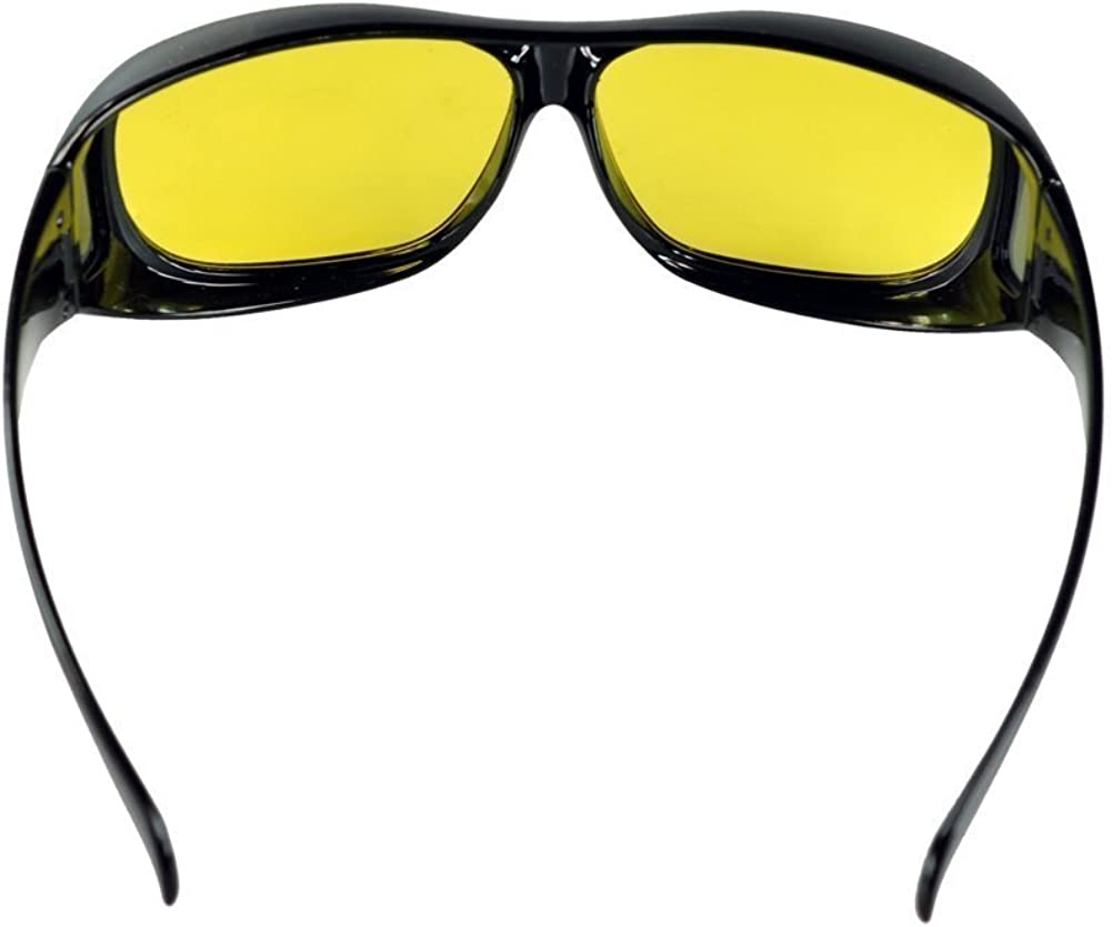 ASVP Shop/® Night Vision Driving Glasses No Glare Drivers Fishing Road
