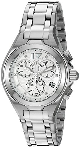 Technomarine Women's 'Manta Neo Classic' Quartz Stainless Steel Casual Watch (Model: TM-215022)