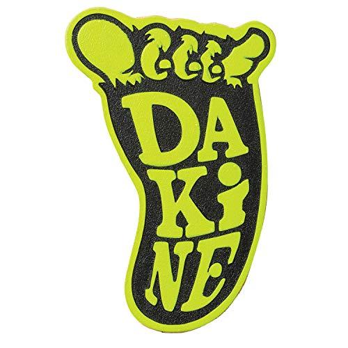 Dakine Shakasquatch Stomp Pad (Black/Citron) ()