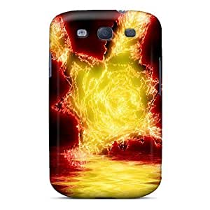 Awesome Case Cover/galaxy S3 Defender Case Cover(firerose)