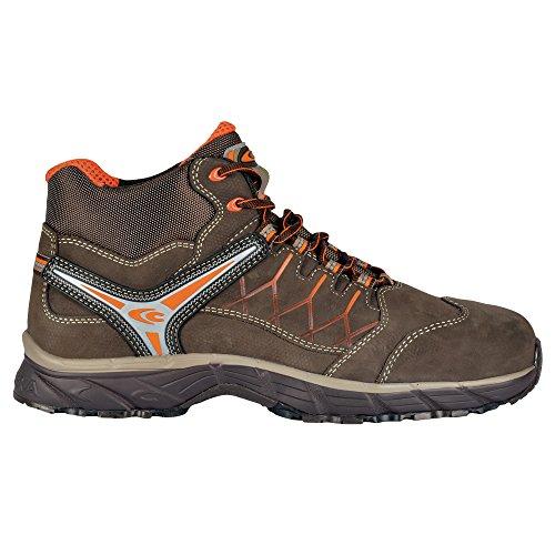Cofra Celebes Mens Safety Toecap Work Boots S1p Midsole